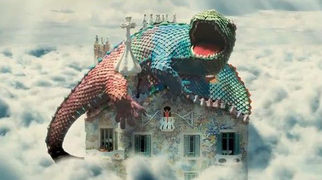 'Love Casa Batlló' --millor Film Cultural 2014 del festival de Riga--, una visita virtual amb realitat augmentada i imatges en 3D animades.