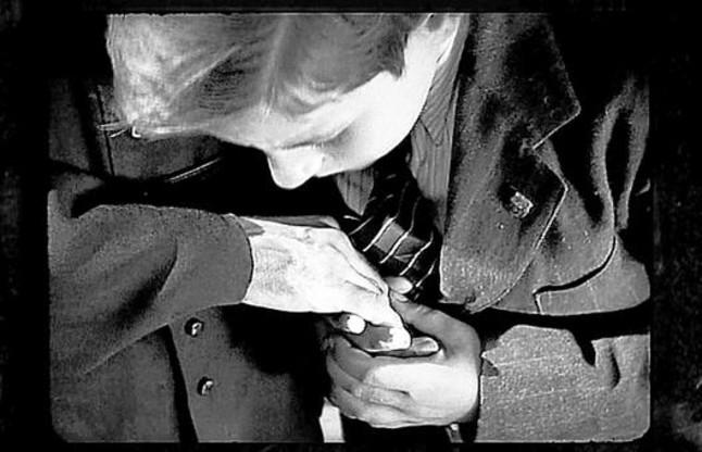 Imagen del documental 'Els internats de la por'.