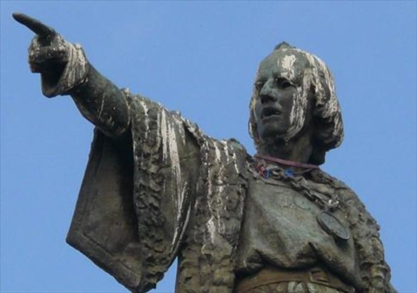 Resultado de imagen de estatua colon