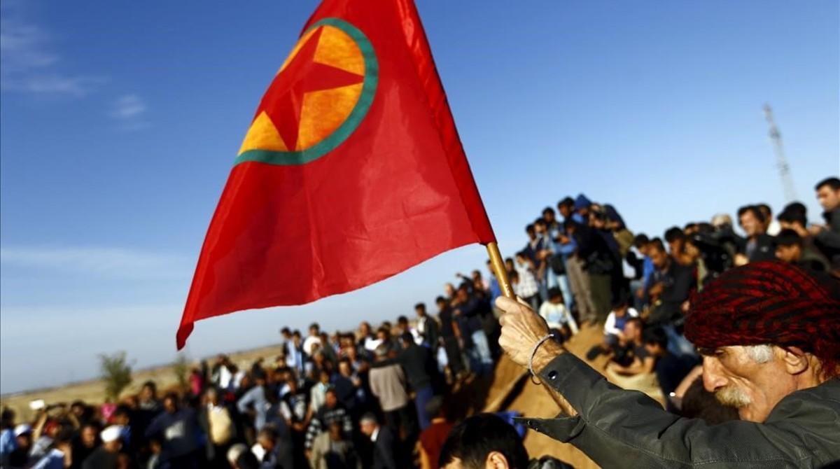 Resultado de imagen de kurdos siria