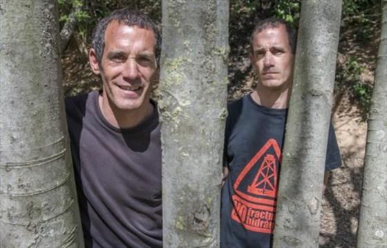 Arnau y Jofre Andreu: «Lo que da más miedo es el estigma social»
