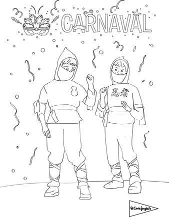 3 planes divertidos con niños para celebrar el Carnaval