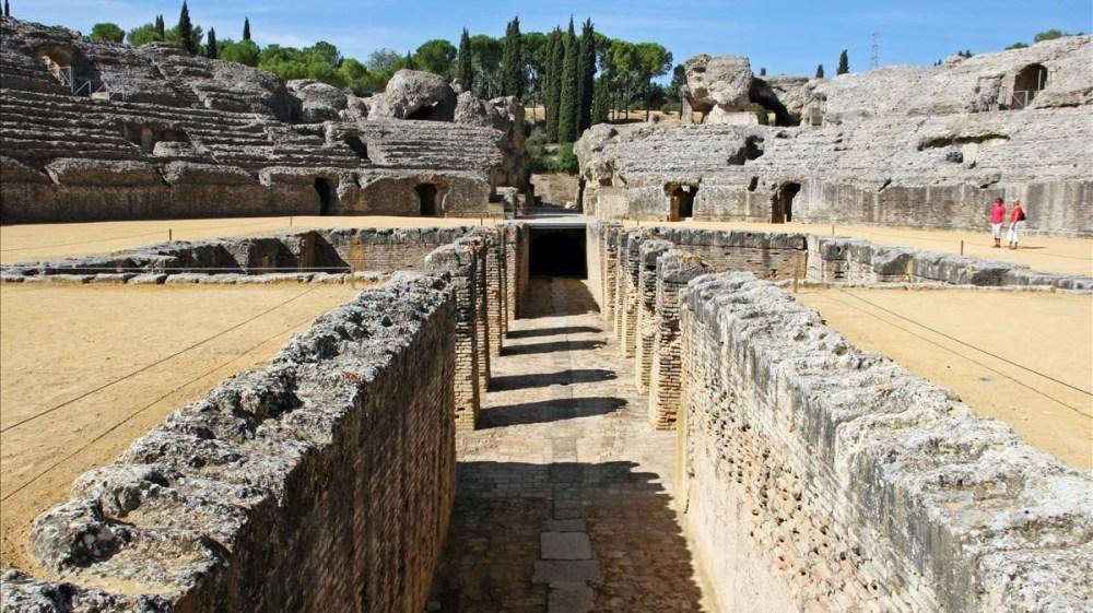 Resultado de imagen de ITALICA