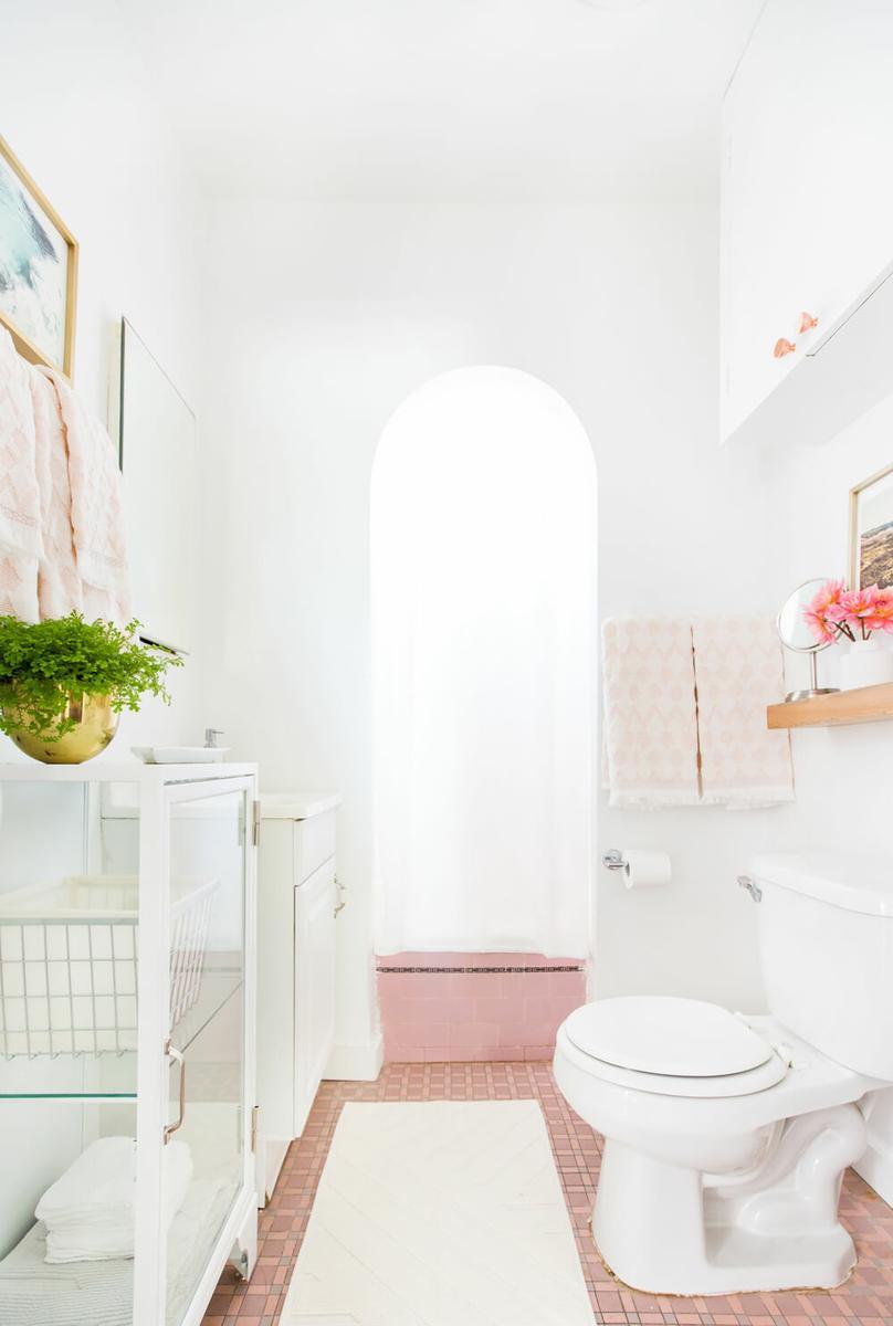 Renovar el baño con poco dinero