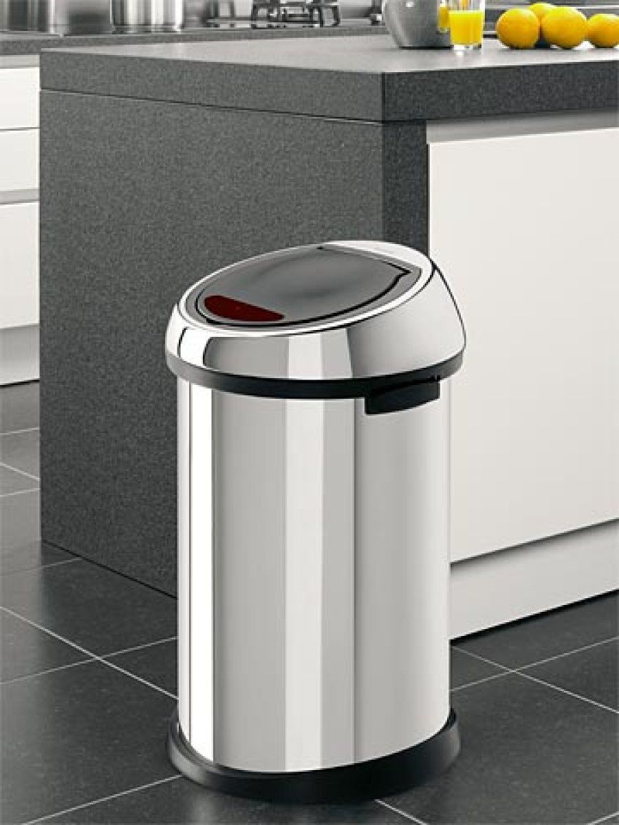 La importancia del cubo de basura - Cubos de basura para cocinas ...