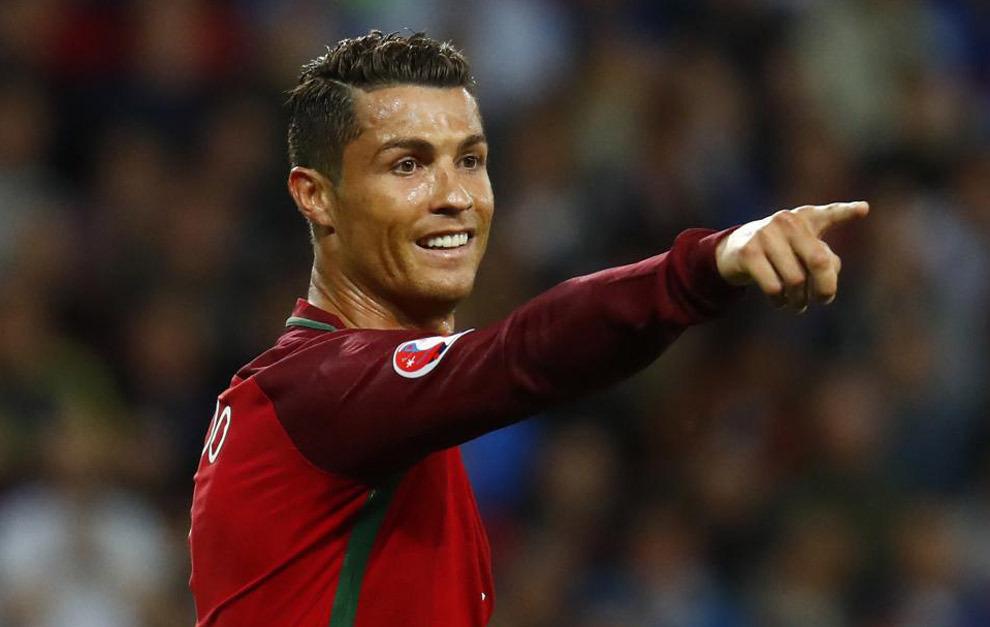 Euro 2016 A new position for Cristiano Ronaldo  MARCA English