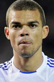 Номер 3 Пепе Pepe Состав Реал Мадрид 201-2012