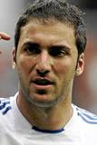 Dorsal 20 Номер 20 Гонсало Игуаин Состав Реал Мадрид 2011-2012