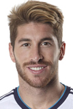 Состав Реал Мадрид 2013-2014 Рамос Ramos Защитник Номер 4