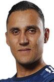 Состав Реал Мадрид 2014-2015 Кейлор Навес Keylor Navas  Вратарь Номер 13