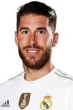 Состав Реал Мадрид 2016-2017 Рамос Ramos Защитник Номер 4