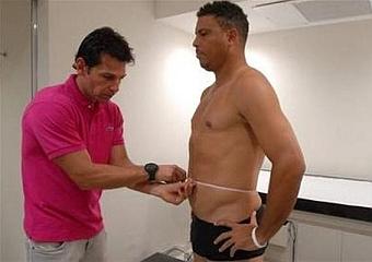 Ronaldo adelgaza 20 kilos en un reality  MARCAcom