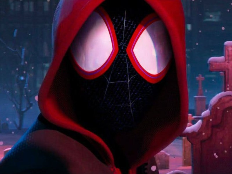 Spider-man: Into de spider verse