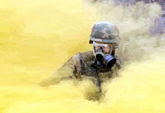 Los métodos de respuesta actuales ante un ataque químico conllevan muchos riesgos.