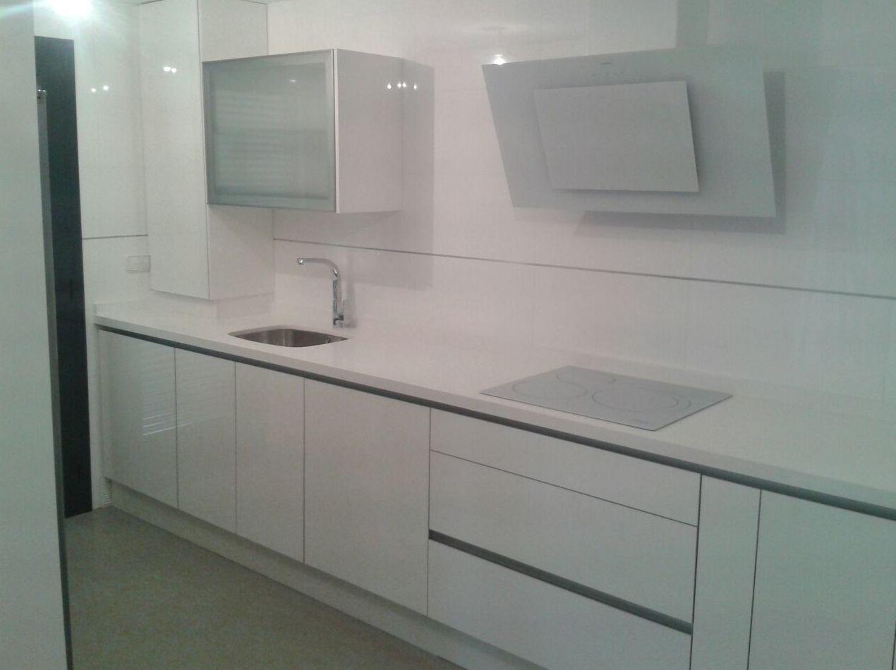 Foto 1 de Muebles de bao y cocina en Huelva  Cocinas Houston