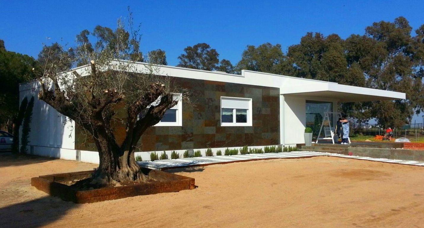 Venta de casas prefabricadas en Madrid centro  Wigarma