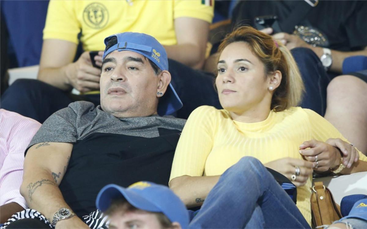 Maradona quiere entrenar la selección olímpica argentina