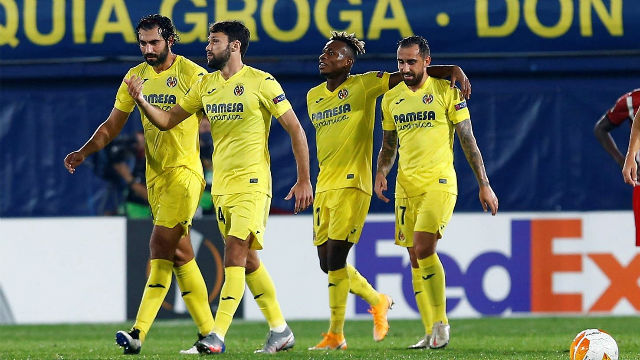 Resumen y goles del Villarreal-Sivasspor (5-3) partido de la jornada 1 del  grupo I de la Europa League