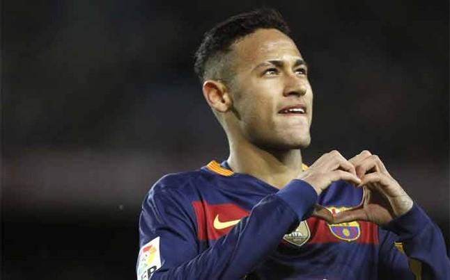 Neymar Renovar Por El Bara