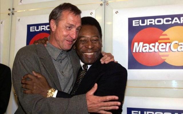 "Pelé, sobre Cruyff: ""Hemos perdido a un gran hombre"" | SPORT.es"