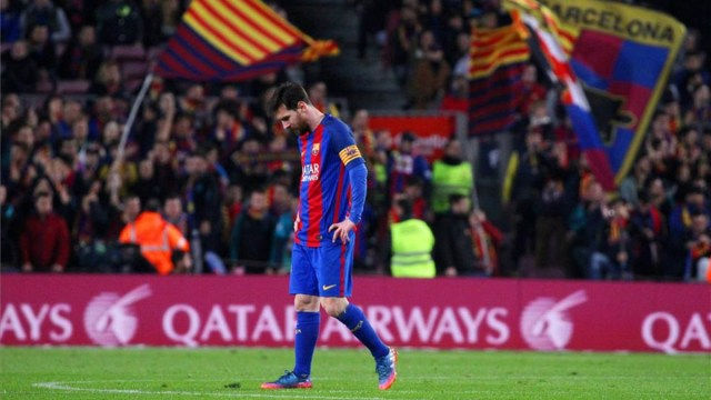 Lionel Messi: I am heartbroken by the war in Syria -- it has to end