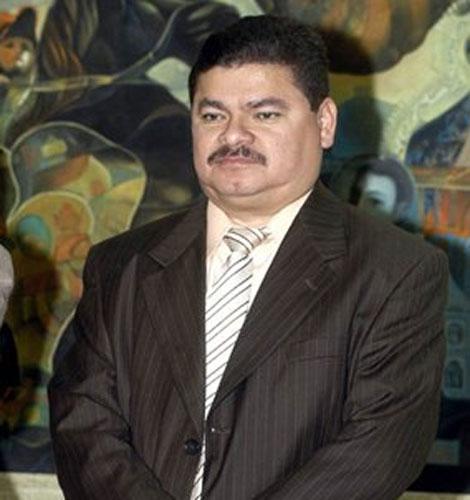 El presidente del Congreso Nacional de Honduras, Alfredo Saavedra. | Efe