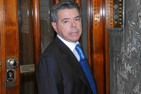 El juez del caso, Norberto Oyarbide. | Efe