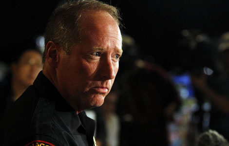 El portavoz policial de Waco ha confirmado ya más de 15 muertos en la explosión.   Reuters