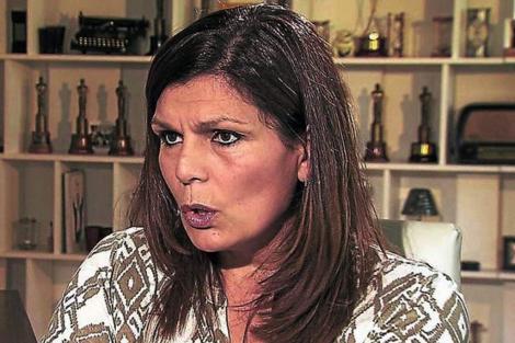 Miriam Quiroga, ex secretaria del fallecido ex presidente argentino Néstor Kirchner| Efe