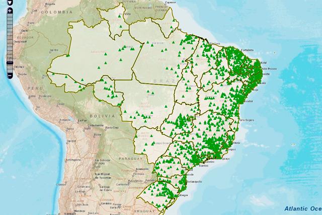 Provab de 2012 del Ministerio de Salud de Brasil.   E:M