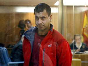 Jon Bienzobas, durante el juicio en la Audiencia Nacional. (Foto: EFE)