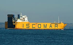Imagen de archivo, sin fecha, del buque mercante 'Don Pedro'. (Foto: EFE)