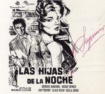 'Las hijas de la noche'.   Ediciones B