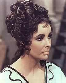 En una escena de 'Cleopatra'