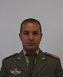 El sargento fallecido, Joaquín Moya.