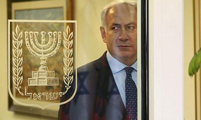 El primer ministro israelí, Benjamin Netanyahu, en Jerusalén. | Reuters