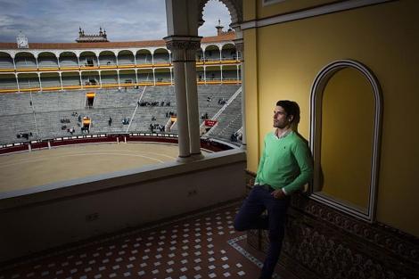 Alejandro Talavante, en Las Ventas. | Gonzalo Arroyo