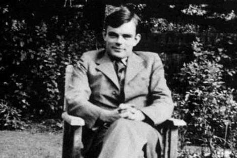Alan Turing (1912-1954) se suicidó cuando tenía 42 años. | EL MUNDO