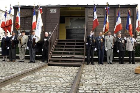 Homenaje a las víctimas de Vél d'Hiv. | Afp