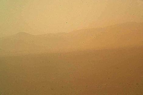 Primera imagen en color enviada por 'Curiosity'. | NASA