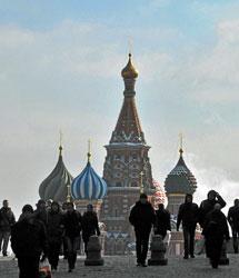 Plaza Roja de Moscú, Rusia | Sergei Supinsky