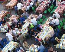 Ramadán en El Cairo. | O.J. Simon