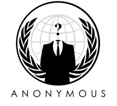 Logotipo de Anonymous.