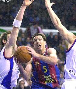 Nacho Rodr�guez al Barça