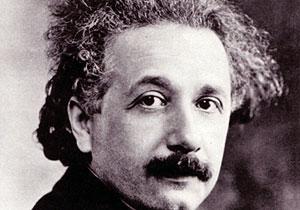 Albert Einstein. (Foto: Miguel Rajmil)