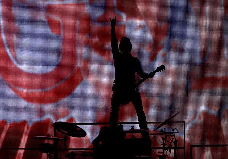 Concierto de Guns'n'Roses en Madrid. | Antonio Heredia