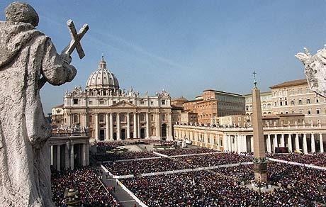 San Pedro, corazón de la Cristiandad