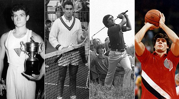 Los diez grandes pioneros del deporte español