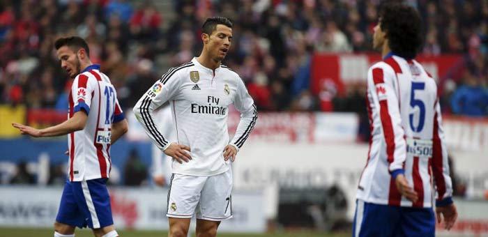 Atlético hammer meek Real Madrid