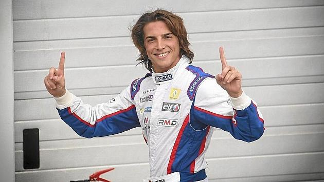 Roberto Merhi correrá con Manor en Australia